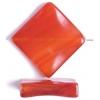 25x25mm Carnelian Square Shape Semi-Precious